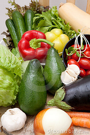 Free Fresh Vegetables Royalty Free Stock Photography - 17626747
