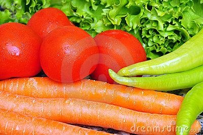 Fresh Vegetables Stock Images - Image: 19479434