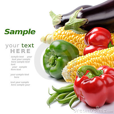 Free Fresh Vegetables Royalty Free Stock Photography - 21053817
