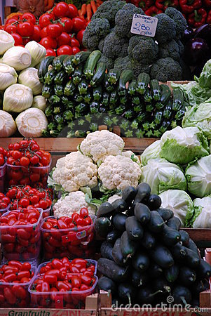 Free FRESH VEGETABLES FOOD Stock Photography - 2385552