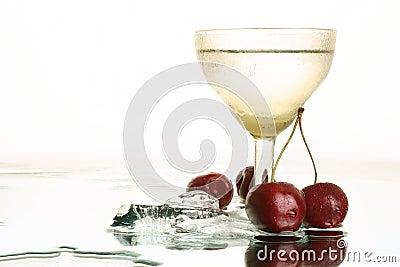 Fresh water ice drink