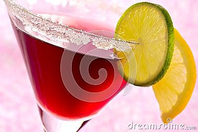 Freshening fruit cocktail
