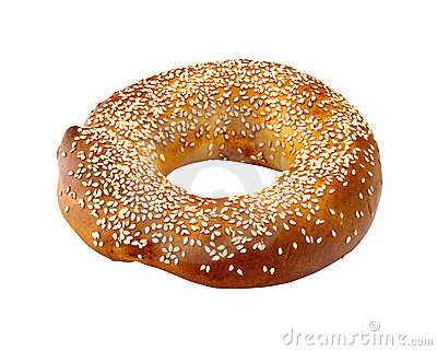 Freshly Baked Bagel