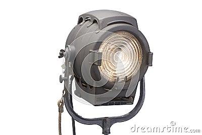 Fresnel lamp