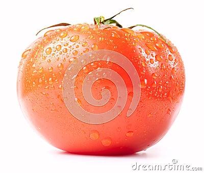 Frest wet tomato