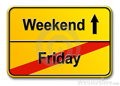 Friday-Weekend