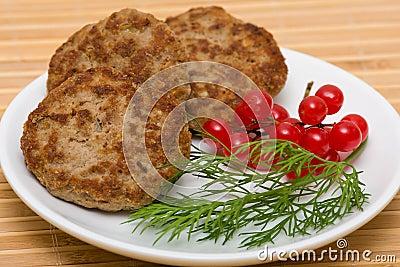 Fried cutlet