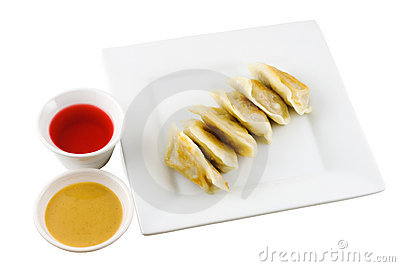 Fried Dumplings 3