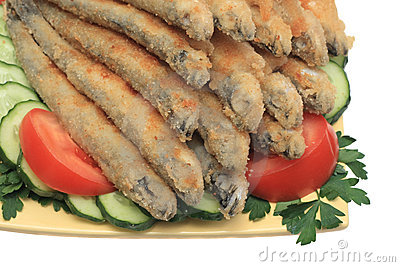 Fried Fish #2 Royalty Free Stock Photography - Image: 2305257