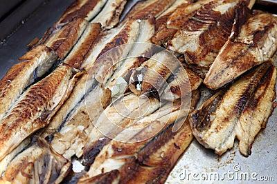 Fried fish