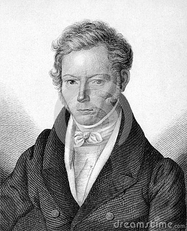 Friedrich Gottlieb Welcker Editorial Image
