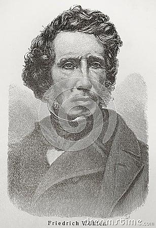 Friedrich Wöhler Editorial Image