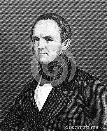 Friedrich Wilhelm von Reden (Statistician) Editorial Image