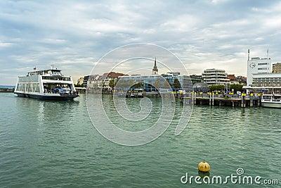 Friedrichshafen industrie