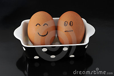 Friend eggs