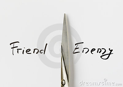 Friend/enemy