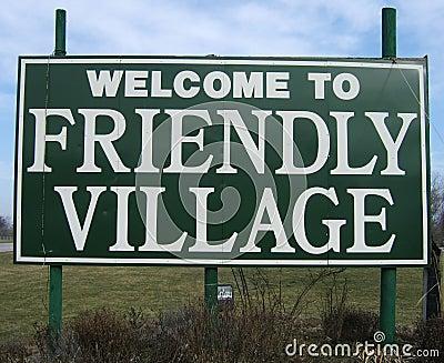 Friendly!