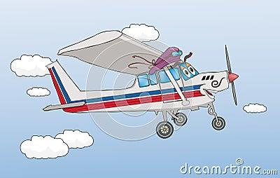 Friendly Airplane