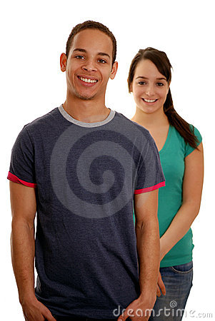 Free Friendly Teenagers Stock Image - 13765231