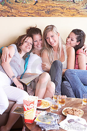 Free Friends Forever Royalty Free Stock Image - 1359406