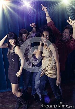 Friends night club
