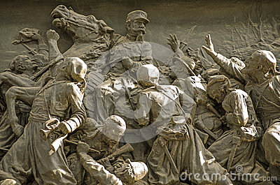 Frieze from Victor Emmanuel II Monument, Venice