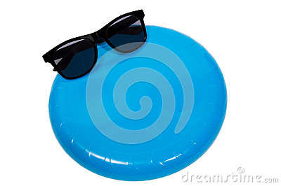 Frisbee And Sunglasses