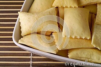Fritter bread
