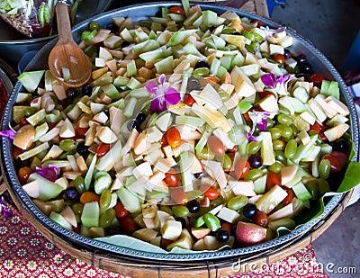 Friut salad