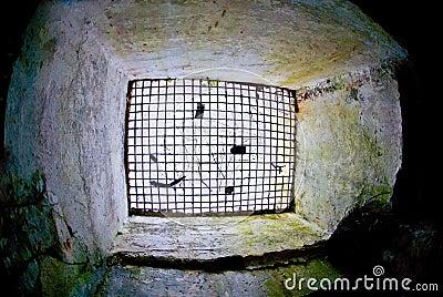 Föråldrad catacombsmilitär