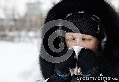 Frío y gripe