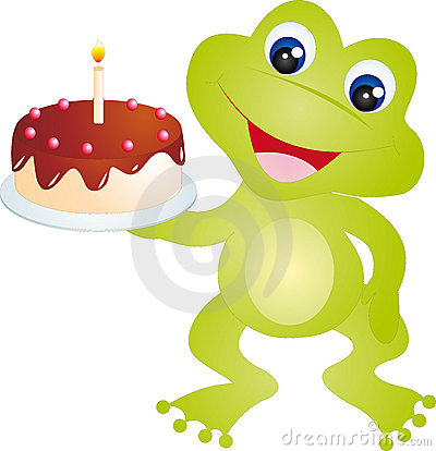 Free Frog  Royalty Free Stock Image - 18947676