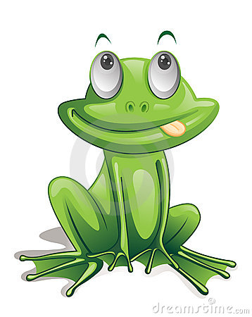 Free Frog Royalty Free Stock Image - 9536246