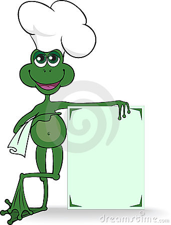 Frog cook