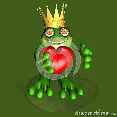 Frog Prince 3