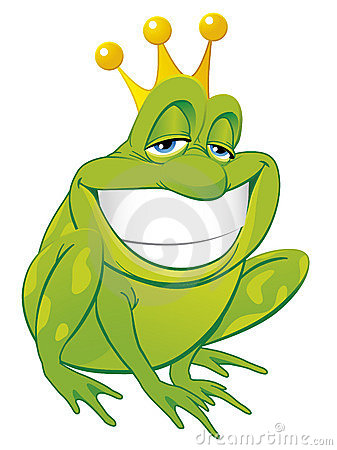 Free Frog Prince Royalty Free Stock Image - 9090256