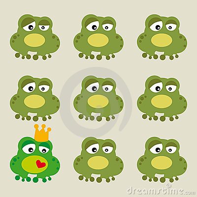 Frog (vector)