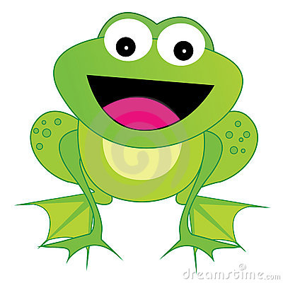 Free Frog Vector - Eps Royalty Free Stock Image - 8448476