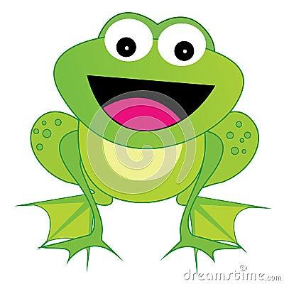 Frog Vector - eps