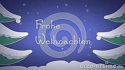 Frohe Weihnachten clips vidéos