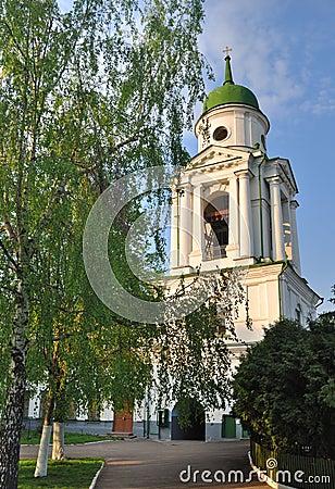 Frolovsky monastery. Kiev. Ukraine