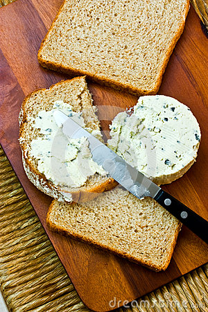 Fromage bleu mou