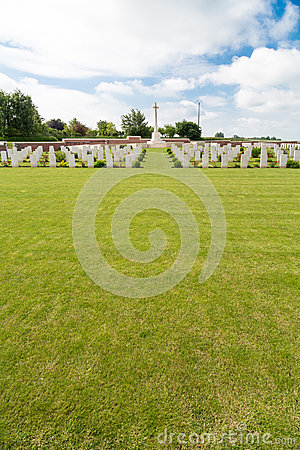 Fromelles Military Cemetery