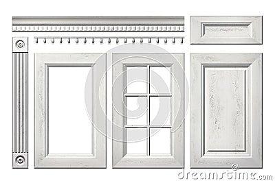 Box Column For Kitchen Cabinet Drawer