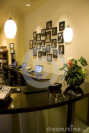 Front desk office editorial stock photo image 30935903 for 7 salon bellevue