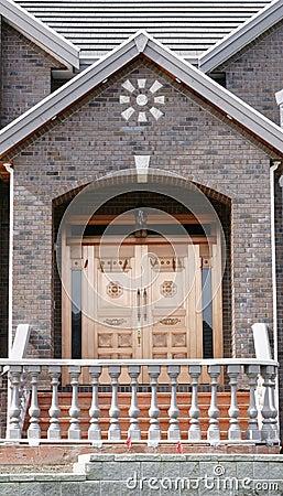 Front Door Home Copper