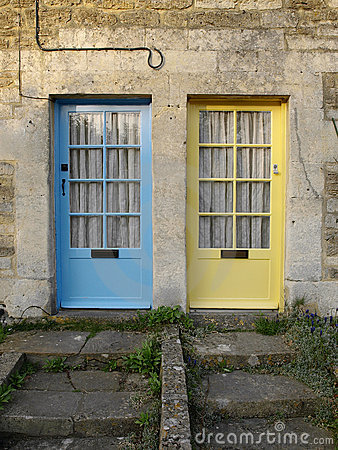 Free Front Doors Royalty Free Stock Photo - 13304885