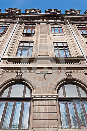University of Bucharest detail