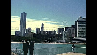 Frontal d'água de Chicago 1970 filme
