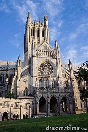 Fronte del nord della cattedrale nazionale